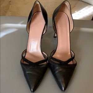 Gucci Shoes - Gucci cut-out heels